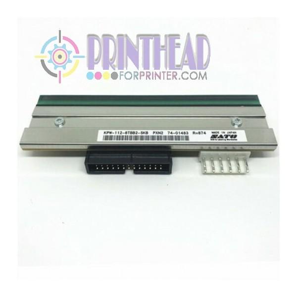 Printhead Mimaki JV3-130/130sp/160 Eco Solvent DX4-M004372