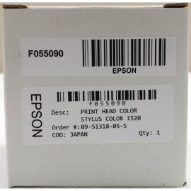 Epson DX2 Solvent Colour - F055000