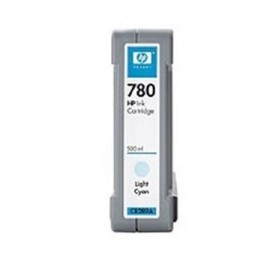 HP 780 Light Cyan Original Ink Cartridge (500ml) - CB289A