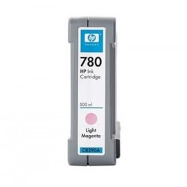HP 780 Light Magenta Original Ink Cartridge (500ml) - CB290A