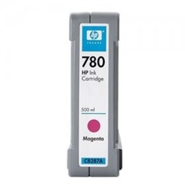 HP 780 Magenta Original Ink Cartridge (500ml) - CB287A