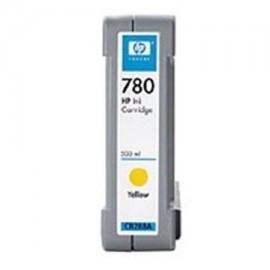 HP 780 Yellow Original Ink Cartridge (500ml) - CB288A