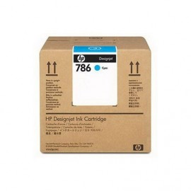 HP CC586A HP 786 Cyan LatexInk Cartridge 3 Liter