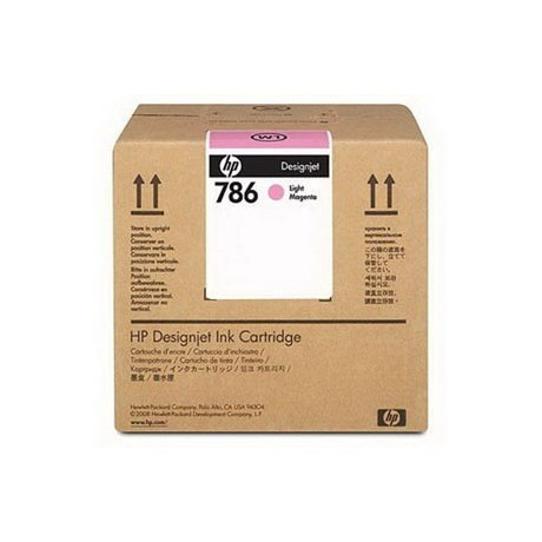 HP CC590A HP 786 Light Magenta LatexInk Cartridge 3 L
