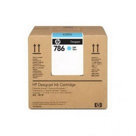 HP CC589A HP 786 Light Cyan LatexInk Cartridge 3 L