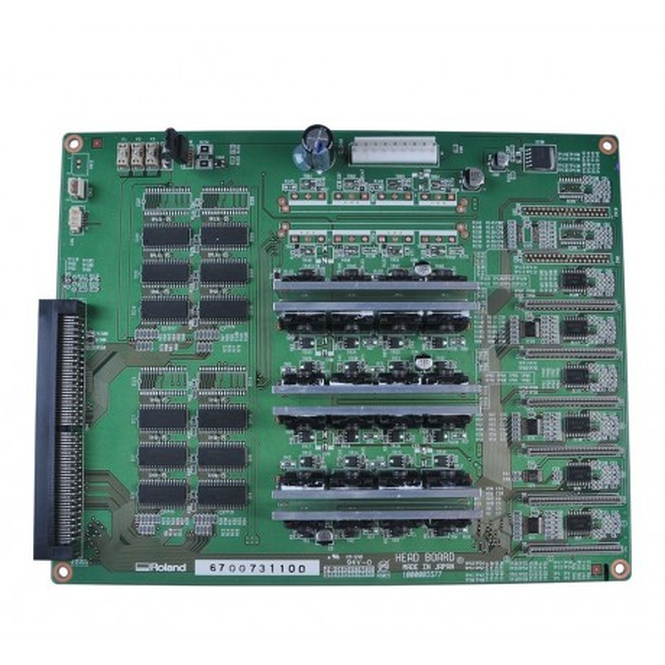 Original Roland XC-540 / XJ-540 / XJ-640 / XJ-740 Head Board-6700731100