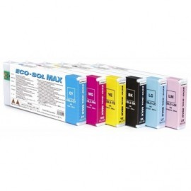 Roland ECO-SOL MAX Ink Yellow  ( 220ml Ink cartridge )