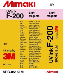 F-200 Ink Cartridge 440ml Light Magenta (UV INKS)
