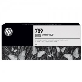HP 789 Light Cyan Latex Designjet Ink Cartridge (CH619A) - 12PL