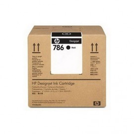 HP CC585A HP 786 Black LatexInk Cartridge 3 Liter