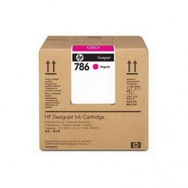 HP CC587A HP 786 Magenta LatexInk Cartridge 3 Liter