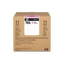 HP CC590A HP 786 Light Magenta LatexInk Cartridge 3 L