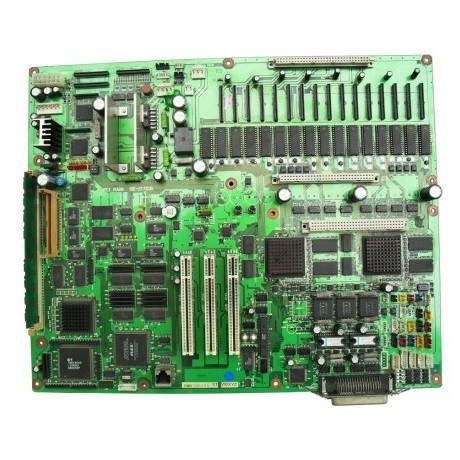 Mutoh RJ-8000 Mainboard with 4 Heads